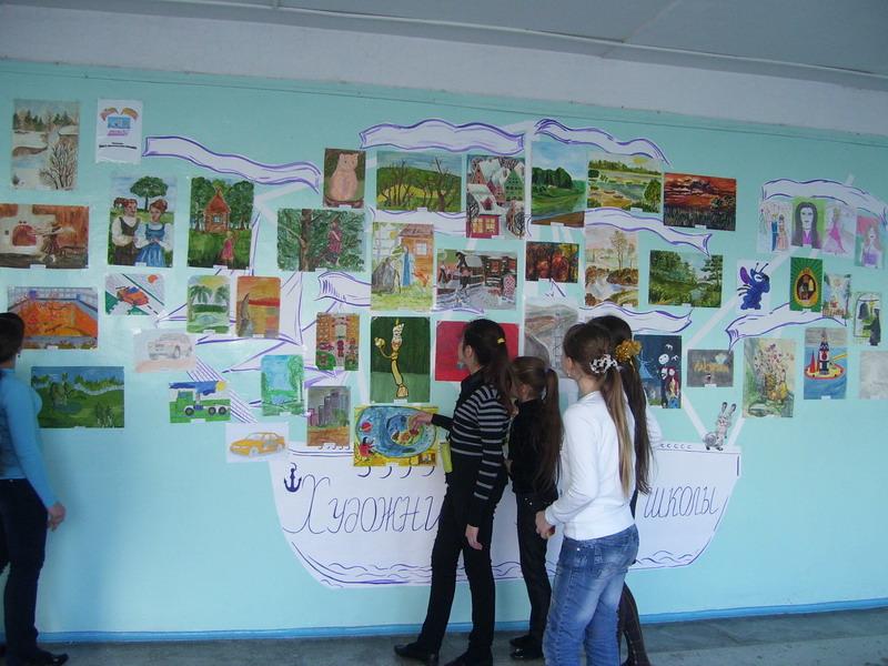 неделя изобразительного искусства в школе: